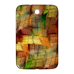 Indian Summer Funny Check Samsung Galaxy Note 8 0 N5100 Hardshell Case