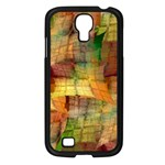 Indian Summer Funny Check Samsung Galaxy S4 I9500/ I9505 Case (Black) Front