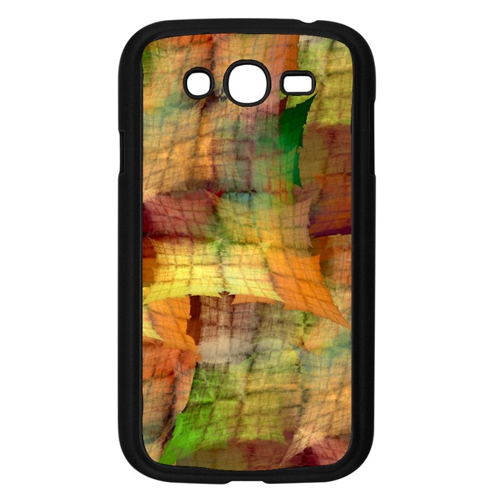 Indian Summer Funny Check Samsung Galaxy Grand DUOS I9082 Case (Black)