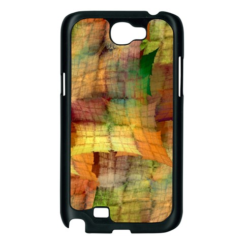 Indian Summer Funny Check Samsung Galaxy Note 2 Case (Black)