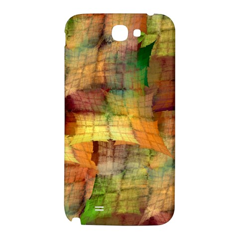 Indian Summer Funny Check Samsung Note 2 N7100 Hardshell Back Case