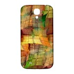 Indian Summer Funny Check Samsung Galaxy S4 I9500/I9505  Hardshell Back Case Front