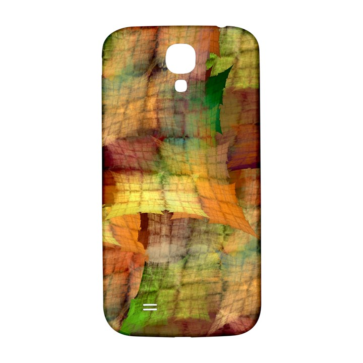 Indian Summer Funny Check Samsung Galaxy S4 I9500/I9505  Hardshell Back Case