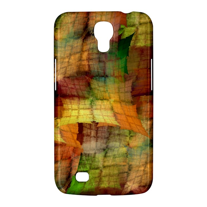 Indian Summer Funny Check Samsung Galaxy Mega 6.3  I9200 Hardshell Case