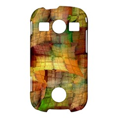 Indian Summer Funny Check Samsung Galaxy S7710 Xcover 2 Hardshell Case