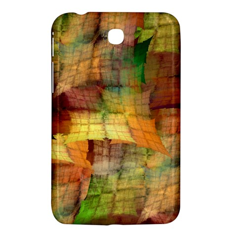 Indian Summer Funny Check Samsung Galaxy Tab 3 (7 ) P3200 Hardshell Case
