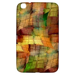 Indian Summer Funny Check Samsung Galaxy Tab 3 (8 ) T3100 Hardshell Case