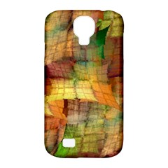 Indian Summer Funny Check Samsung Galaxy S4 Classic Hardshell Case (pc+silicone)