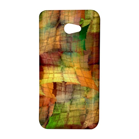 Indian Summer Funny Check HTC Butterfly S/HTC 9060 Hardshell Case
