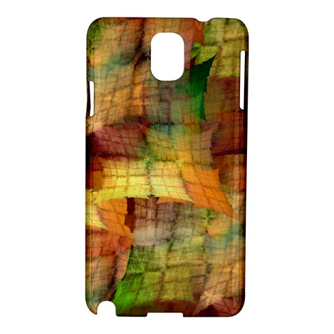 Indian Summer Funny Check Samsung Galaxy Note 3 N9005 Hardshell Case