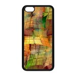 Indian Summer Funny Check Apple iPhone 5C Seamless Case (Black) Front