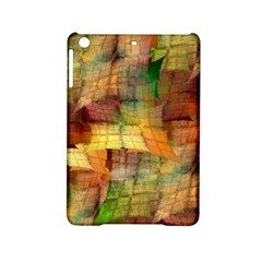 Indian Summer Funny Check iPad Mini 2 Hardshell Cases