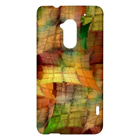 Indian Summer Funny Check HTC One Max (T6) Hardshell Case