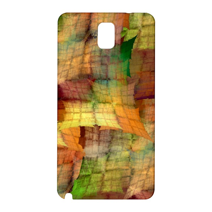 Indian Summer Funny Check Samsung Galaxy Note 3 N9005 Hardshell Back Case