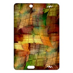 Indian Summer Funny Check Amazon Kindle Fire Hd (2013) Hardshell Case