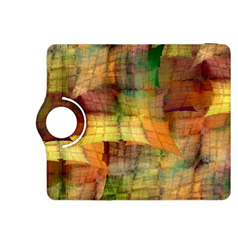 Indian Summer Funny Check Kindle Fire HDX 8.9  Flip 360 Case