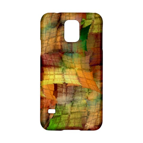 Indian Summer Funny Check Samsung Galaxy S5 Hardshell Case