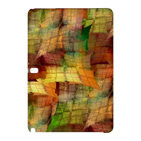 Indian Summer Funny Check Samsung Galaxy Tab Pro 10.1 Hardshell Case