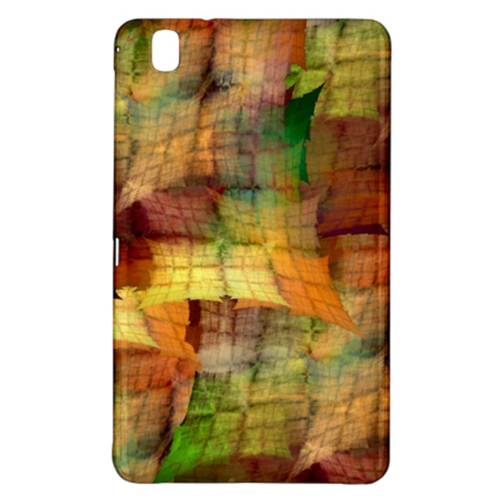 Indian Summer Funny Check Samsung Galaxy Tab Pro 8.4 Hardshell Case