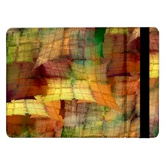 Indian Summer Funny Check Samsung Galaxy Tab Pro 12.2  Flip Case