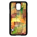 Indian Summer Funny Check Samsung Galaxy S5 Case (Black) Front