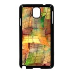 Indian Summer Funny Check Samsung Galaxy Note 3 Neo Hardshell Case (Black) Front