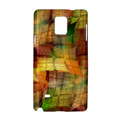 Indian Summer Funny Check Samsung Galaxy Note 4 Hardshell Case