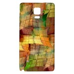 Indian Summer Funny Check Galaxy Note 4 Back Case Front