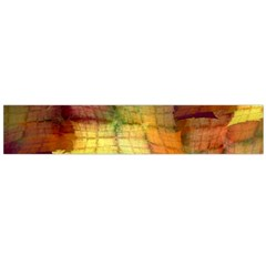 Indian Summer Funny Check Flano Scarf (Large)