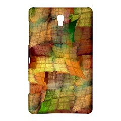 Indian Summer Funny Check Samsung Galaxy Tab S (8.4 ) Hardshell Case