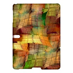 Indian Summer Funny Check Samsung Galaxy Tab S (10 5 ) Hardshell Case