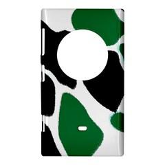 Green Black Digital Pattern Art Nokia Lumia 1020