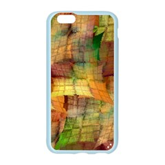 Indian Summer Funny Check Apple Seamless iPhone 6/6S Case (Color)