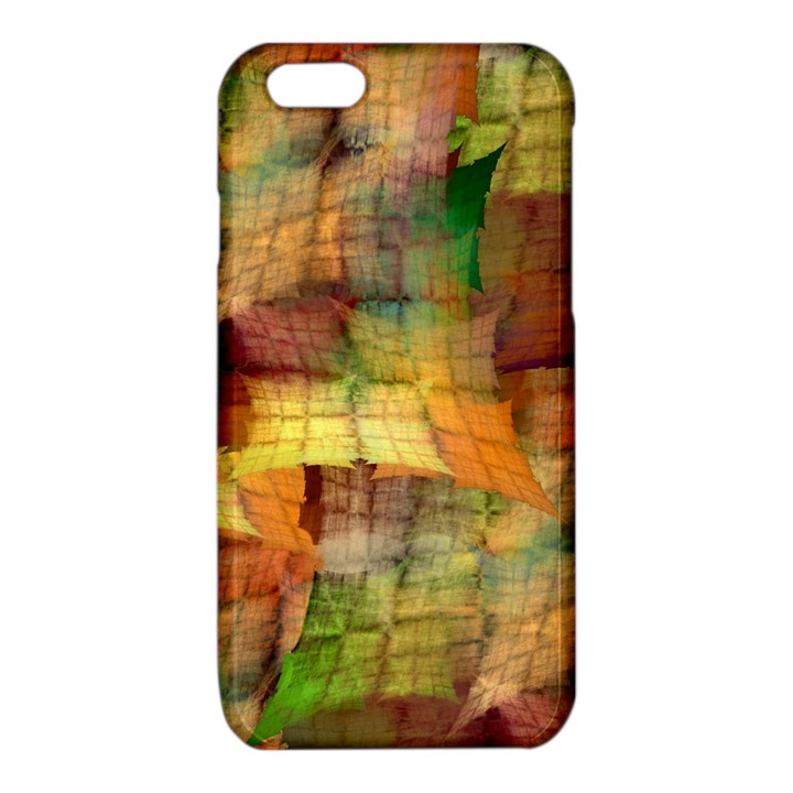 Indian Summer Funny Check iPhone 6/6S TPU Case