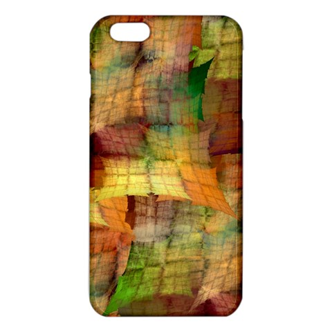 Indian Summer Funny Check iPhone 6 Plus/6S Plus TPU Case