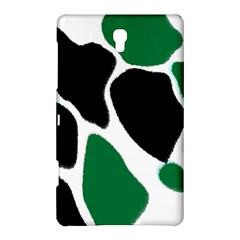 Green Black Digital Pattern Art Samsung Galaxy Tab S (8.4 ) Hardshell Case