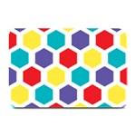 Hexagon Pattern  Plate Mats 18 x12 Plate Mat - 1