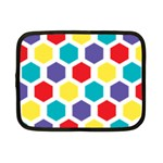 Hexagon Pattern  Netbook Case (Small)  Front