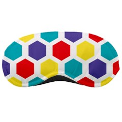 Hexagon Pattern  Sleeping Masks