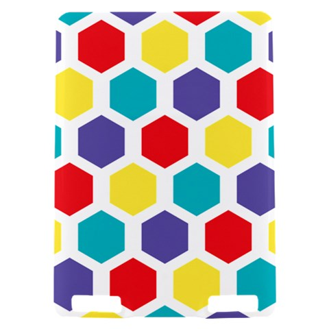 Hexagon Pattern  Kindle Touch 3G