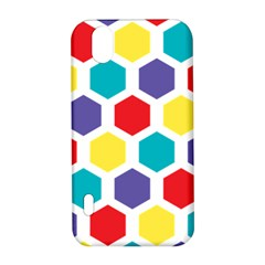 Hexagon Pattern  LG Optimus P970