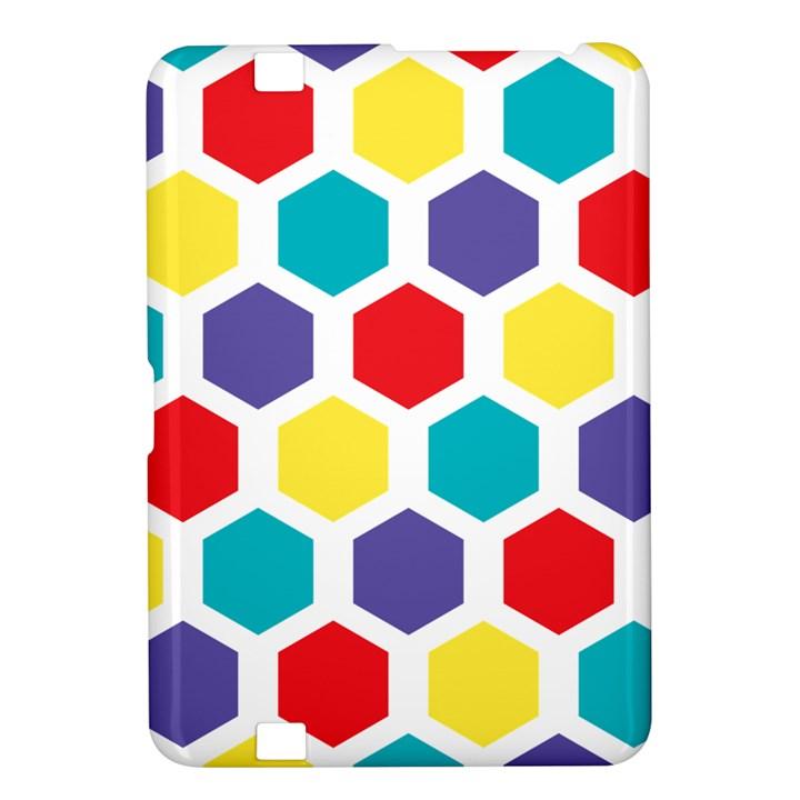 Hexagon Pattern  Kindle Fire HD 8.9