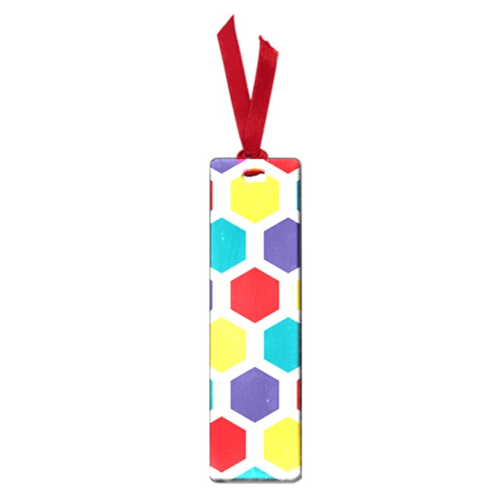 Hexagon Pattern  Small Book Marks