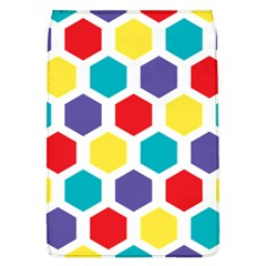 Hexagon Pattern  Flap Covers (L)