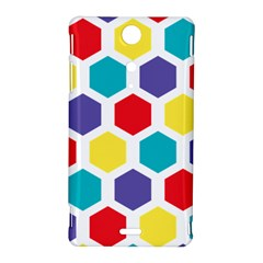 Hexagon Pattern  Sony Xperia TX