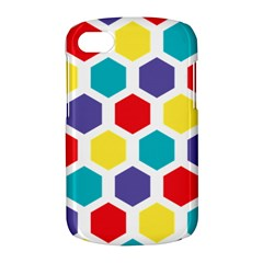 Hexagon Pattern  BlackBerry Q10