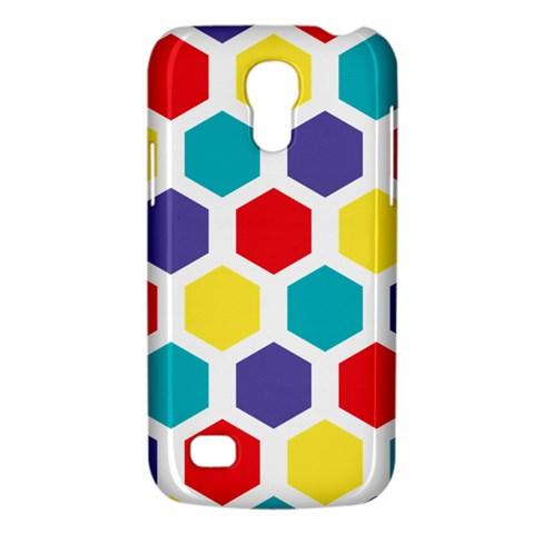 Hexagon Pattern  Galaxy S4 Mini