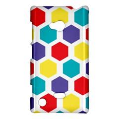 Hexagon Pattern  Nokia Lumia 720