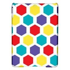 Hexagon Pattern  iPad Air Hardshell Cases