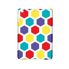 Hexagon Pattern  iPad Mini 2 Hardshell Cases